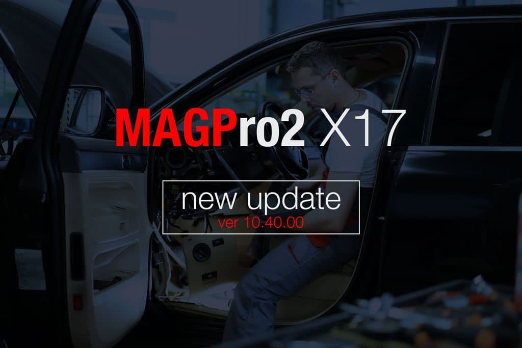 MAGPro2 X17 ver 10 40 00 released - MAGICMOTORSPORT Official