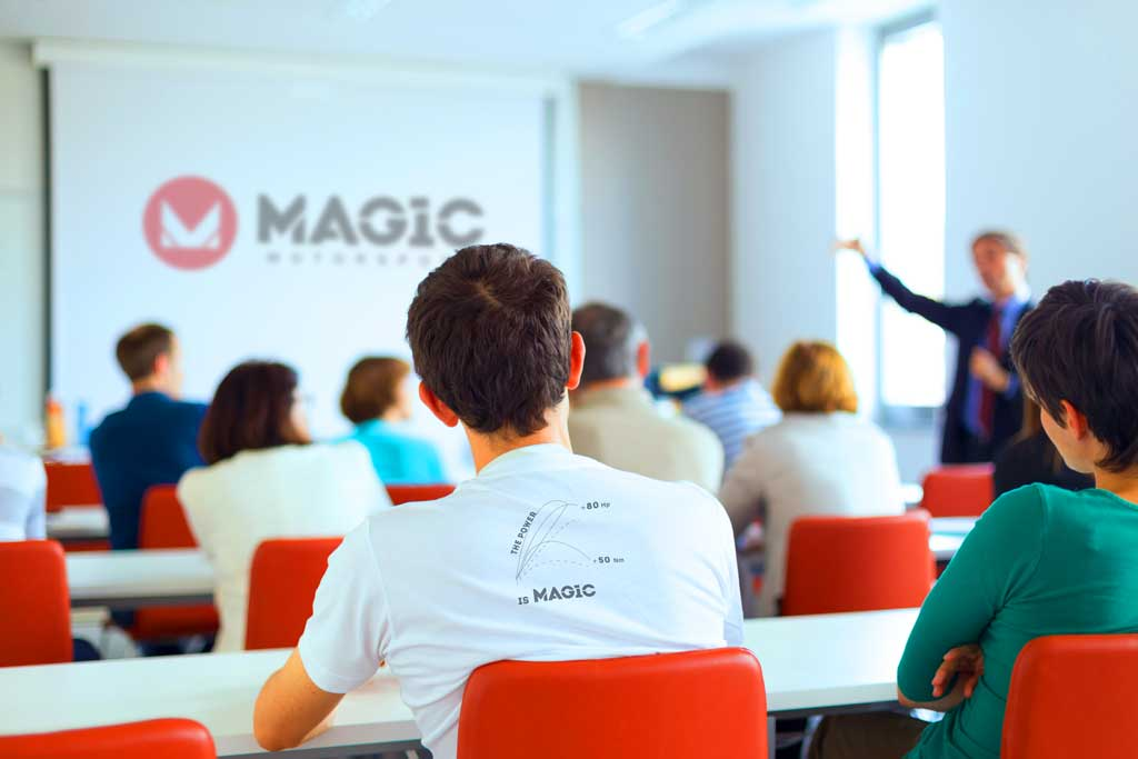 MAGPro2 Line Presentation in Rivoli (TO) – 16th December, 2017