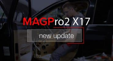 MAGPro2 X17 ver. 12.01.00 Released & New Services & Accessories available