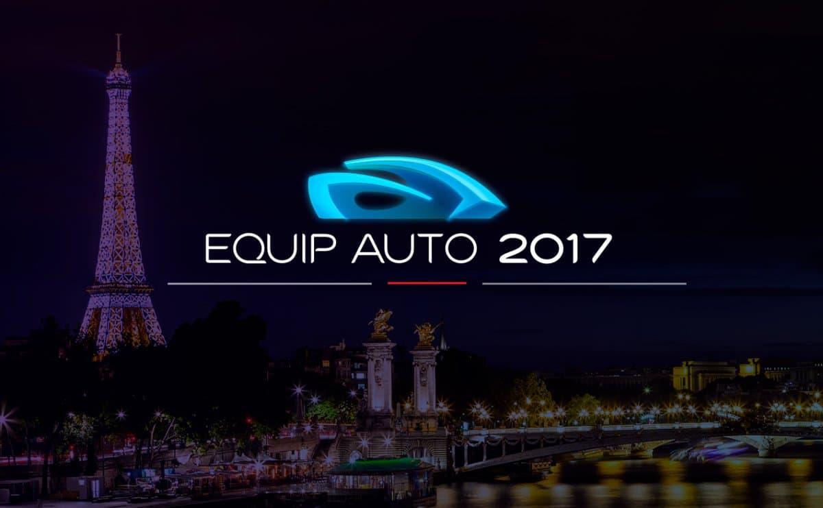 Enregistrez la date: Equip Auto 2017, France