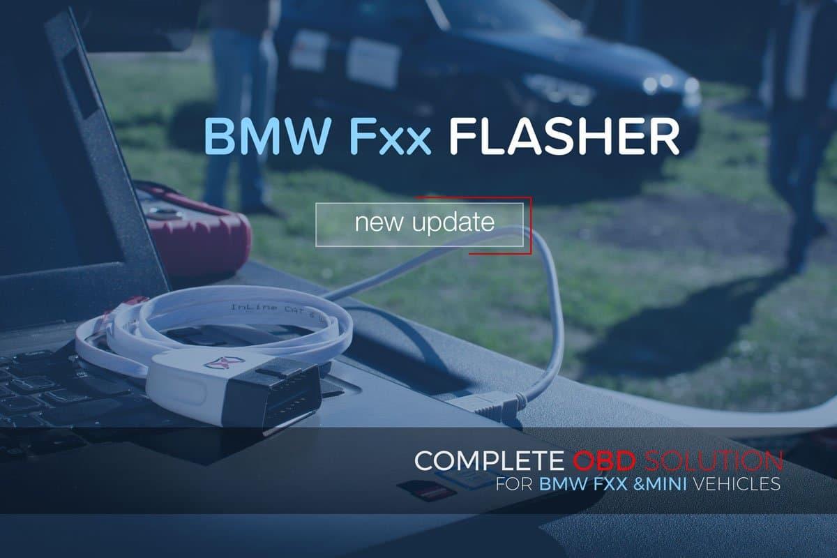 Bmw Fxx Flasher Update 010107 Released Mini Thursday