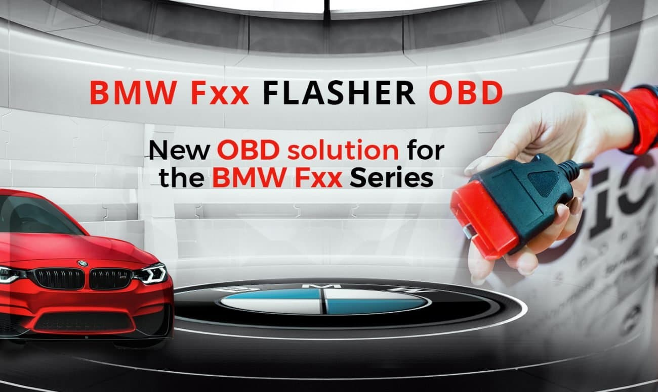 complete standalone OBD solution for BMW & Mini Fxx series