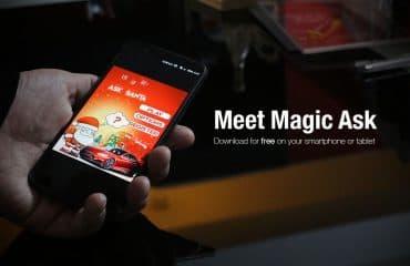 magic ask