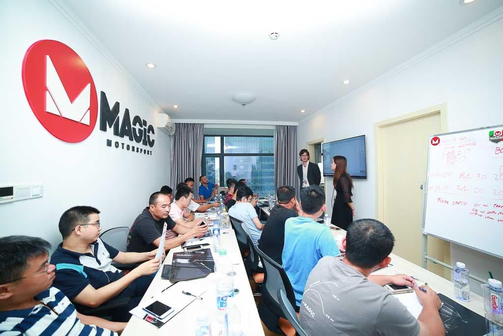 Shanghai Advanced Course