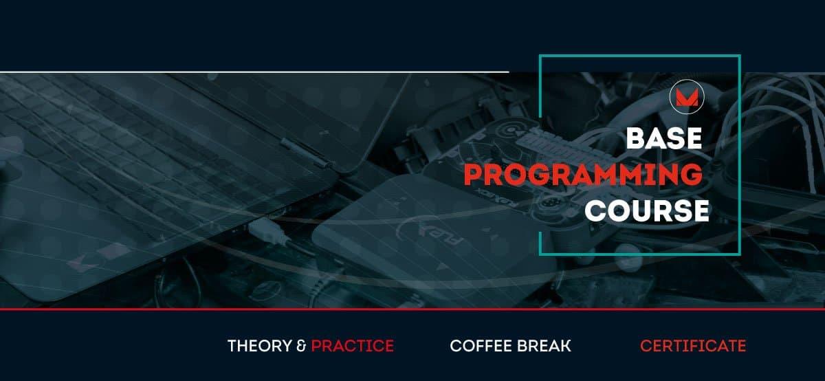 Corso base di programmazione