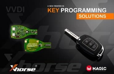 XHORSE VVDI -a key programming solutions