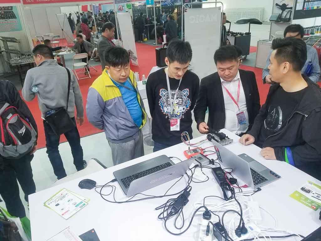 AMR2018 China