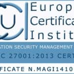 certification ISO/IEC 27001:2013