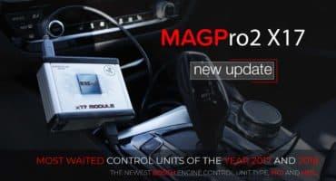 MAGPro2 X17 ver 12.07.00 released