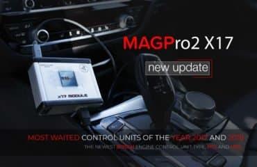 MAGPro2 X17 ver 12.07.00 rilasciato
