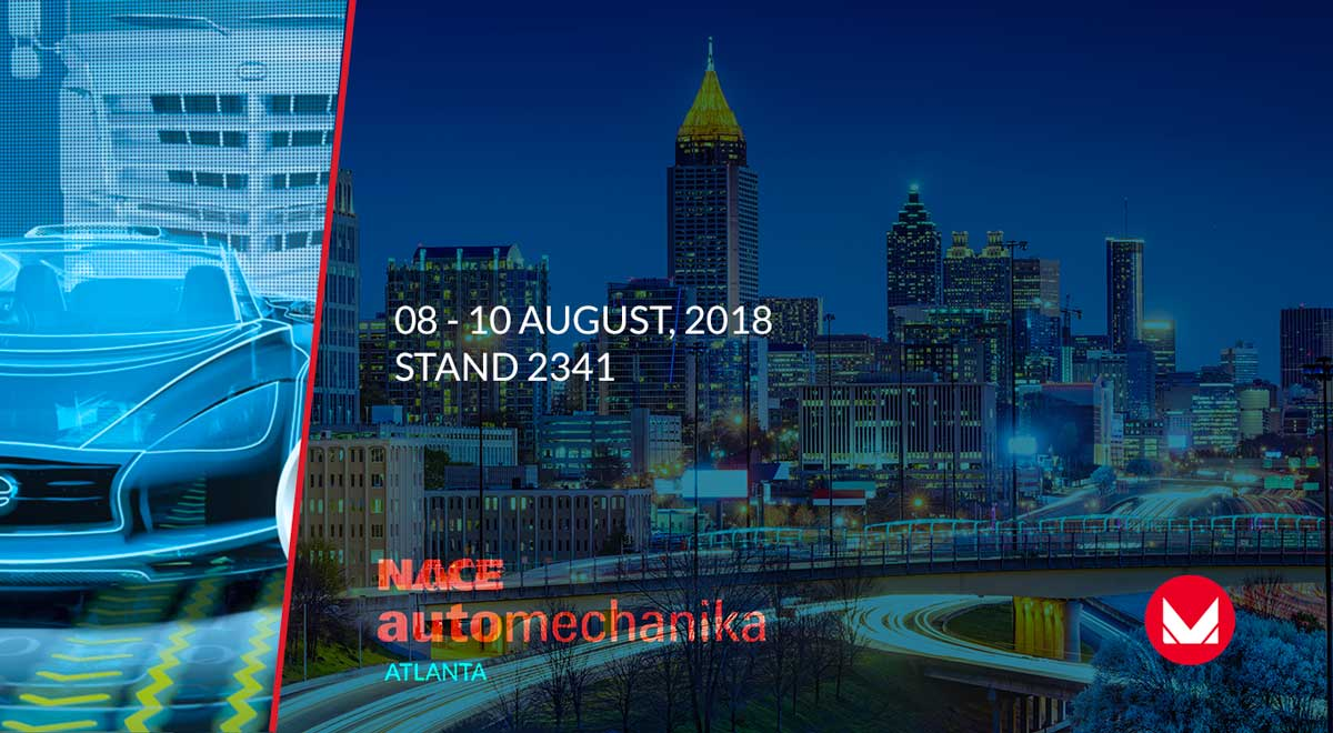 NACE AUTOMECHANIKA 2018