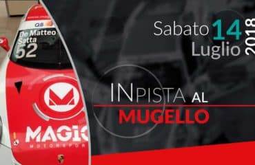 MAGICMOTORSPORT in pista al Mugello