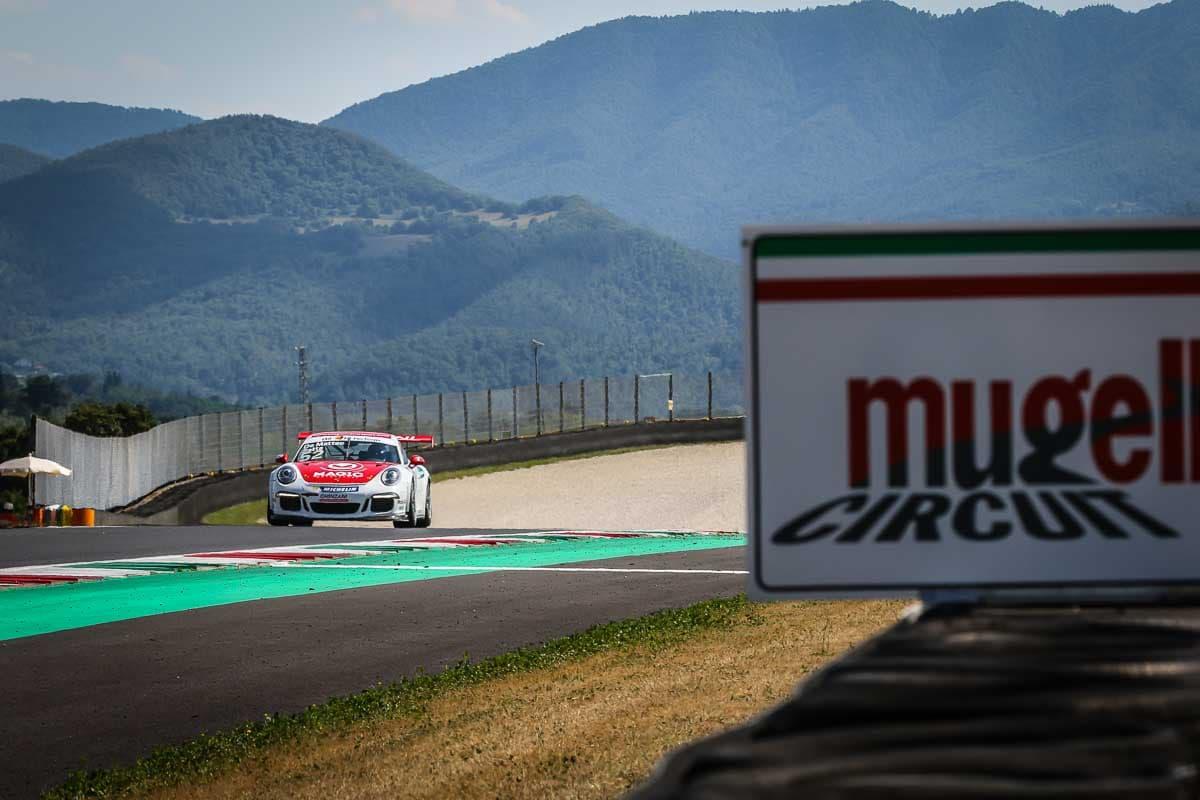 Carrera Cup Italia 2018