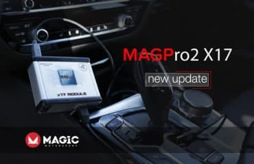MAGPro2 X17 ver 12.08.00 released