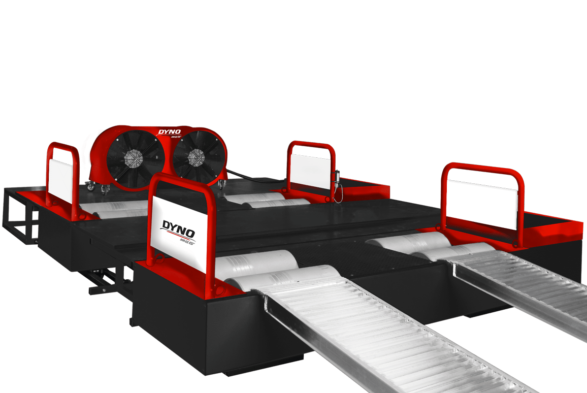 dynoMAG Chassis Dynamometers