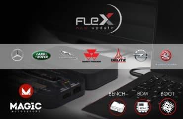 FLEX ver. 2.3.0.0 released