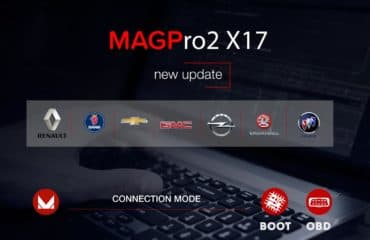 MAGPro2 X17 ver. 12.09.10 released