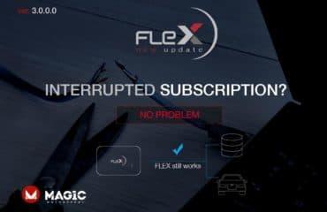 FLEX release 3.0.0.0