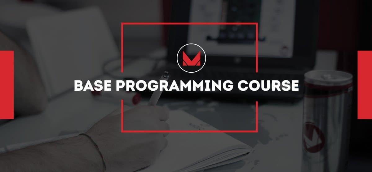 Corso base di programmazione per meccatronici