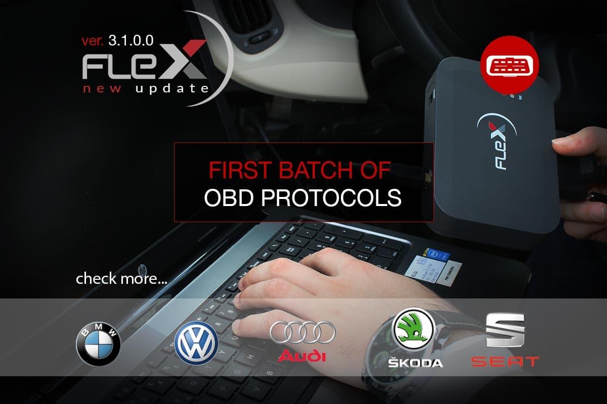 FLEX v3.1.0.0 rilasciata