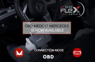 FLEX release - OBD MEDC17 Mercedes