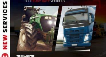 Nuovi servizi per mezzi pesanti