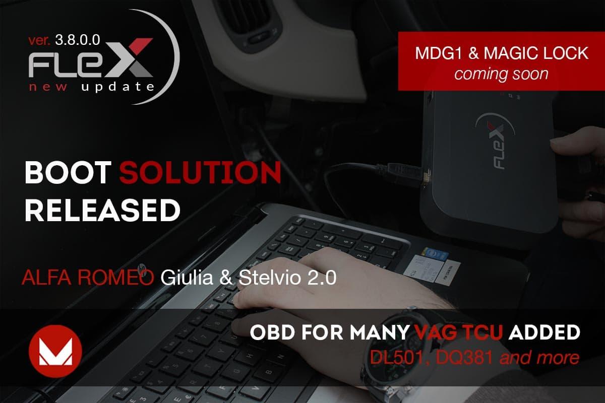 Flex release ver.3.8.0.0