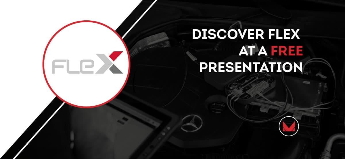 Discover FLEX at a free presentation