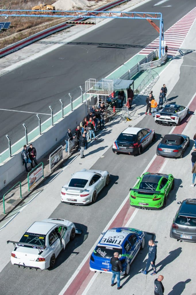 TIMEATTACK 2019
