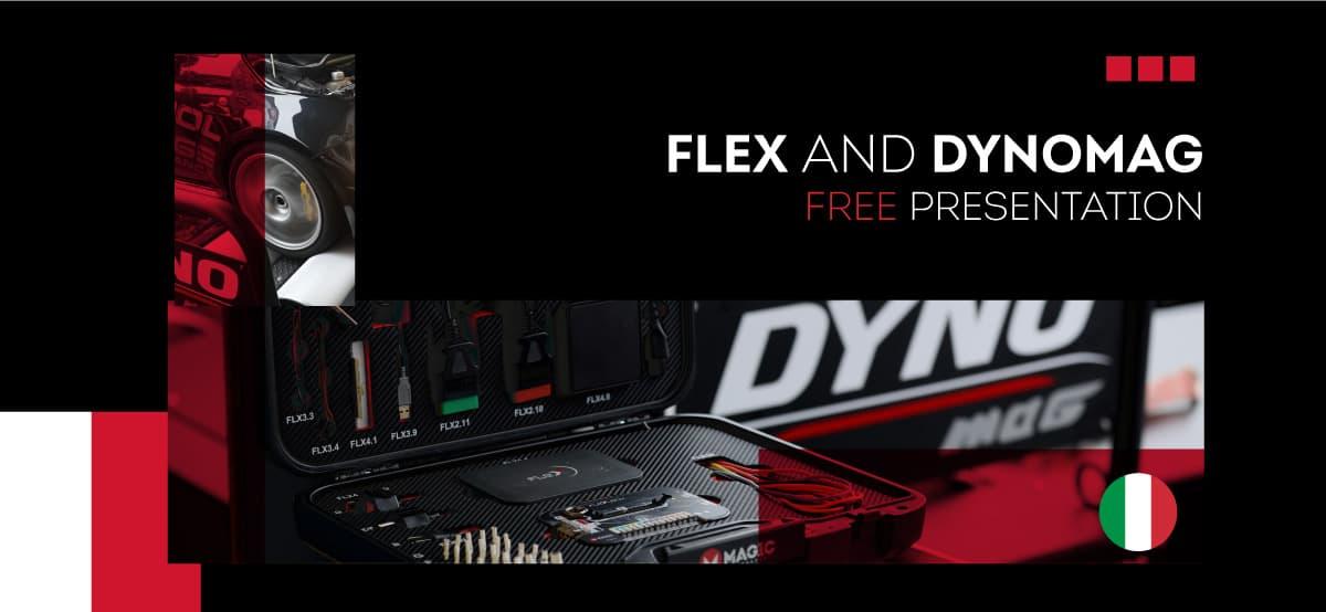 FLEX and dynoMAG: new Event in Reggio Emilia - Italy