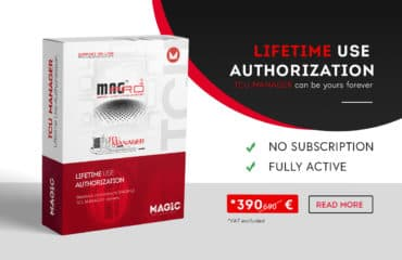 MAGPro2 TCU Manager Lifetime Use Authorization
