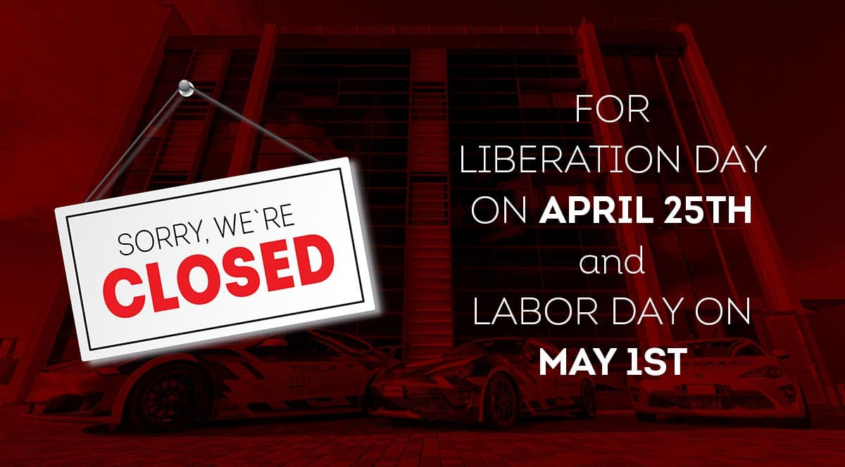 Offices will be closed for April 25th and May 1st
