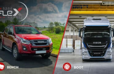 Bench and Boot solutions for cars and heavy vehicles