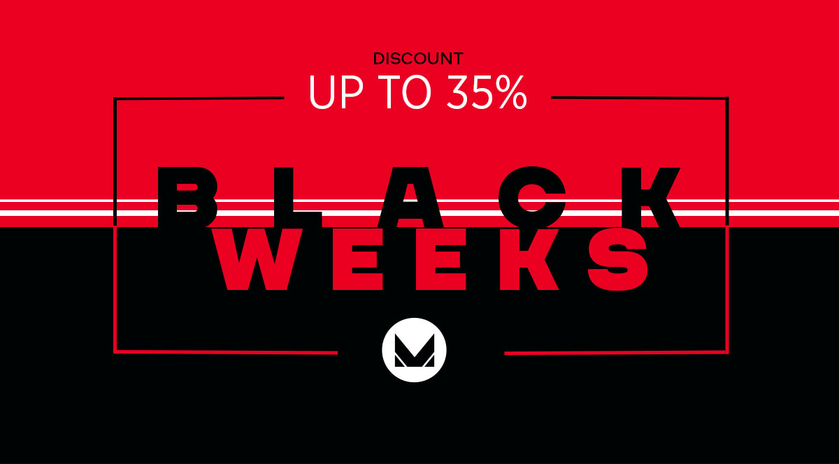 Black Weeks Promotion