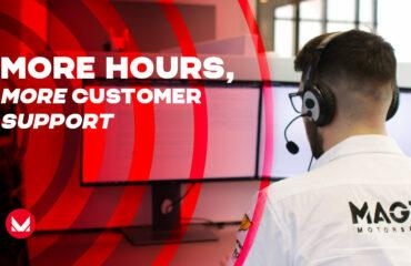 Nuovo orario del reparto supporto tecnico