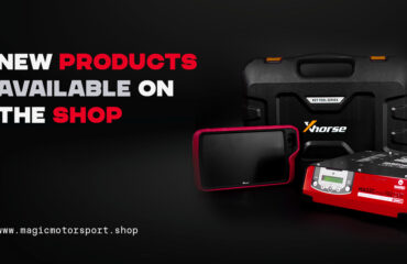 The MAGIC CHARGER 100 and the VVDI Key Tool Plus Pad