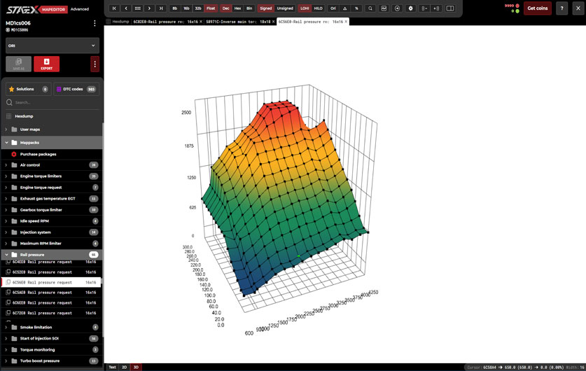 StageX-Map Editor Software