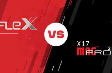 Confronto tra FLEX e MAGPro2 X17