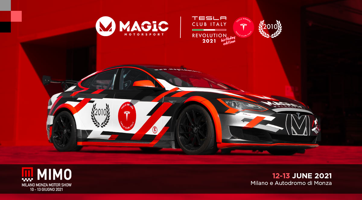 MIMO: an electric weekend with Tesla Club Italy