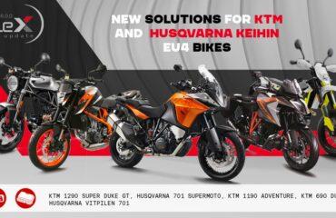 Soluzioni Bench/OBD per KTM & Husqvarna Keihin